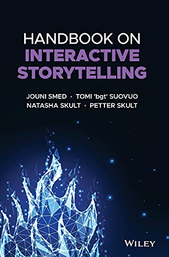 Handbook on Interactive Storytelling Front Cover