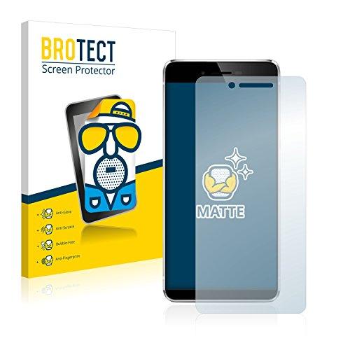 BROTECT 2X Entspiegelungs-Schutzfolie kompatibel mit Vernee Mars Bildschirmschutz-Folie Matt, Anti-Reflex, Anti-Fingerprint