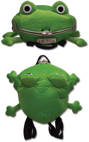 Great Eastern Entertainment Naruto Recommended Ranking TOP2 Special Backpack Frog Plush
