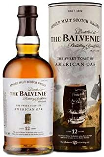 Balvenie Stories The Sweet Toast of American Oak 12yo Whisky 70cl 43% ABV