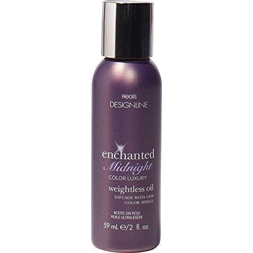 Enchanted Midnight Weightless Oil, 2 oz - Regis DESIGNLINE - Nourishing Repair Treatment and Primer Hair Oil