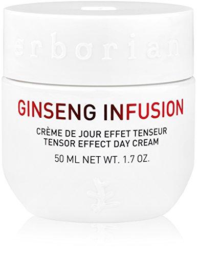 ERBORIAN Ginseng Infusion - Crème de jour Rénovation totale, 50 ml