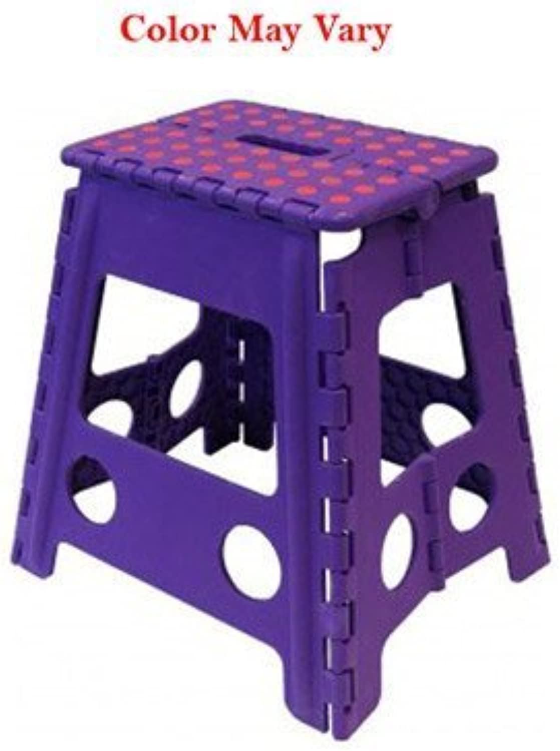 Wham Tall Folding Step Stool(pack of 2) - 201417 x 2 - color may vary by Wham