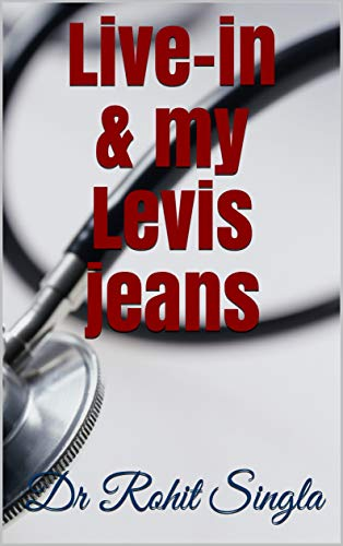 Live-in & my levis jeans (English Edition)