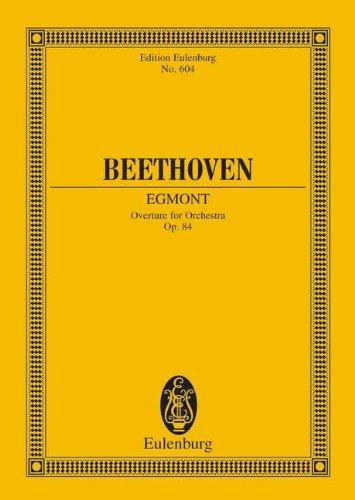 Egmond Ouverture Op.84 Poche