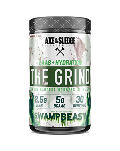 Axe & Sledge - The Grind - EAAs/BCAAs 480g (Swamp Beast)