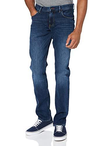 Tommy Hilfiger Herren CORE BLEECKER SLIM JEAN Slim Jeans, Blau (New Dark Stone 919), W34/L34