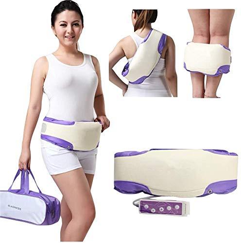 Pkfinrd Vibrante verwarming Figura V-riem met 10 modi verbetert de doorbloeding van de strakke huid voor gewichtsverlies.