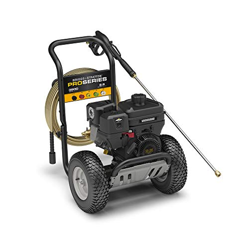 Why Choose Briggs & Stratton PRO3600 3600 MAX PSI at 2.4 GPM Professional Grade Gas Pressure Washer ...