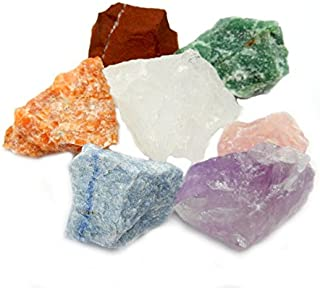 Natural Raw Stones Amazing Wonder Of Nature Box of Assorted Stones from around the world RP Exclusive COA