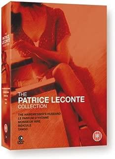 Patrice Leconte Collection Set The Hairdresser's Husband / Le Parfum d'Yvonne / Monsieur Hire / Ridicule / Tango Le Mari de la coif NON-USA FORMAT, PAL, Reg.2 United Kingdom