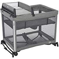Halo 3-in-1 DreamNest Plus Open Air Travel Sleep System Crib