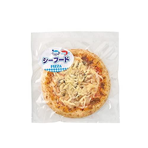 TW 九州産小麦使用ピザ シーフード 245g 1枚 レギュラー 冷凍ピザ 業務用