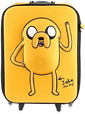 Adventure time luggage