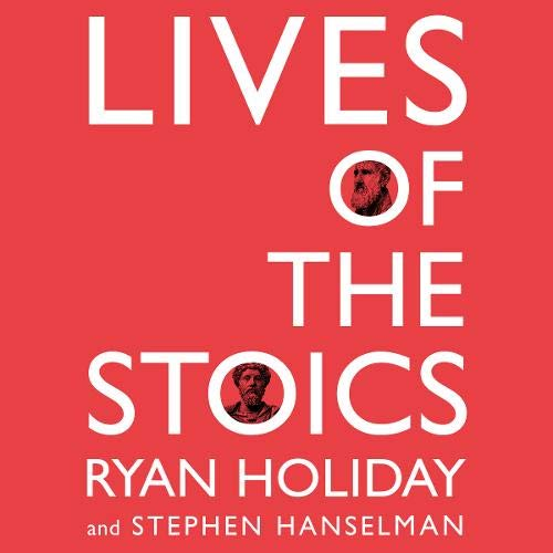 Couverture de Lives of the Stoics