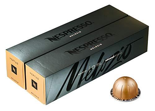 European Version Nespresso Vertuoline Coffee (7.7 ounce): Melozio, 20 Capsules