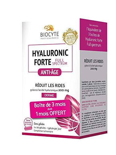 Biocyte Hyaluronic Forte 90 Gélules