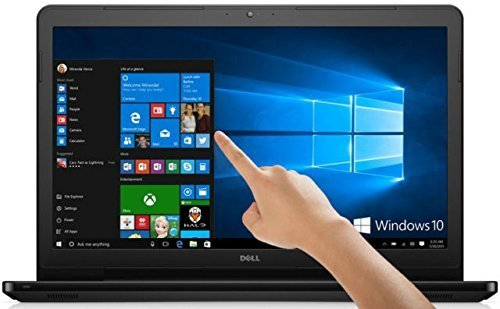 "2019 Flagship Dell Inspiron 15.6"" HD Anti-Glare Touchscreen Laptop Computer, Intel Core i5-7200U 2.5GHz up to 3.1GHz, 8GB DDR4, 256GB SSD, Bluetooth, MaxxAudio, HDMI, Webcam, USB 3.0, Windows 10"