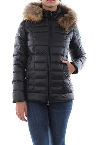 Bomboogie Damen GW798PTCSI Jacke, Schwarz (Black 90), 40 (Herstellergröße: 3)