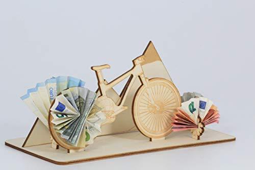 Geldgeschenk, Mountainbike