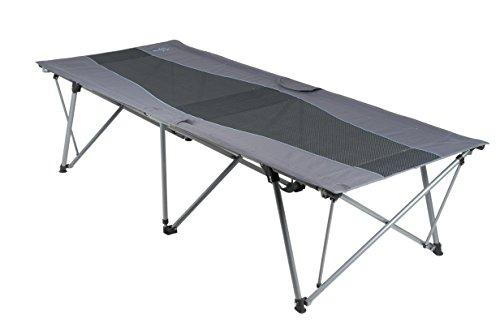Bo-Camp Vorzelt Teppich Camping Zelt Boden Caravan Wohnwagen Balkon Outdoor 2-6m Grau 2,5 x 2,0 cm