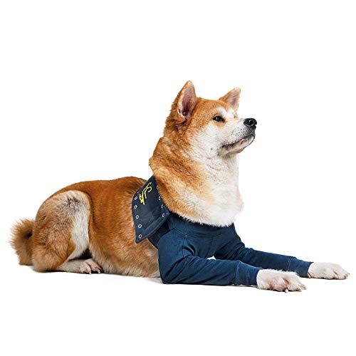 MPS Medical Pet Shirt - TAZ2, Doppelte vordere Beinmanschette für Hunde, L
