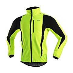 85% polyester+15% spandex.The fabric consists of three layers that keep you warm and dry. The top layer on the exterior is a rugged windbreaker surface that beads up moisture and prevents stains. The second layer is a waterproof breathable membrane f...