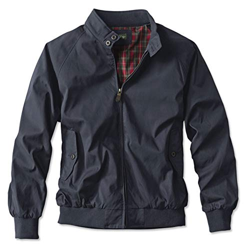 Orvis Men's Weatherbreaker Jacket/Weatherbreaker Jacket, Deep Navy, Large