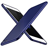 Funda iPhone 7, Funda iPhone 8, Joyguard PC Rígido Carcasa iPhone 7 Carcasa iPhone 8 [Delgado] [Ligero] [Anti-Rasguños] Funda iPhone 7 360 Grados- 4.7 Pulgada - Azul Profundo