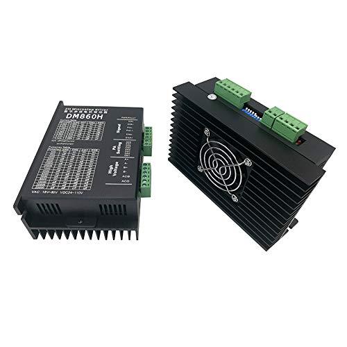Rabusion Practical For DM860H 5786 Digital Stepper Motor Driver Brushless Micro-step Motor