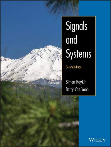 Signals and Systems, 2nd Edition