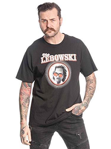 The Big Lebowski Dude - 70s Vintage T-Shirt schwarz XL