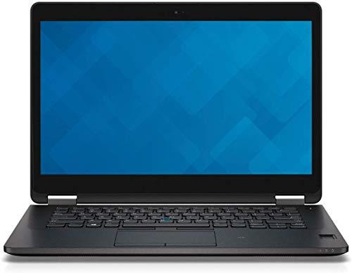 2019 Premium Dell Latitude E7470 Ultrabook 14 Inch Business Laptop (Intel Dual Core i5-6300U up to 3.0GHz, 16GB DDR4 RAM, 256GB SSD, Intel HD 520, WiFi, HDMI, Windows 10 Pro) (Renewed)