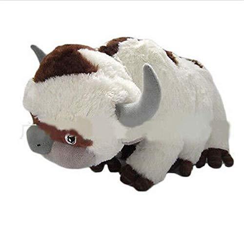 yqs Plüschtier 55 cm Anime Kawaii Avatar Last Airbender Appa Plüschtiere Weiche Stofftier Brinquedos Puppen Spielzeug Für Kinder