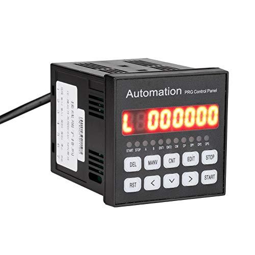 Schrittmotor Programmierbarer Controller, 220 V einachsiger Schrittmotor Controller Programmierbarer Controller