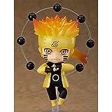 Zpzzy Naruto Rikudousennin Modo Uzumaki Naruto Con Accesorios Reemplazables Articulaciones Movibles Modelo De Personaje De Anime Versión Q Figura De Acción Estatua De Figura De PVC Adornos De Modelo D