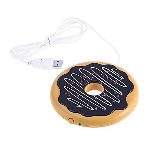 Bestonzon - Tazza riscaldante USB elettronica alimentata per caffè, tè e bevande