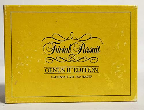Trivial Pursuit - Kartensatz - Genus II Edition