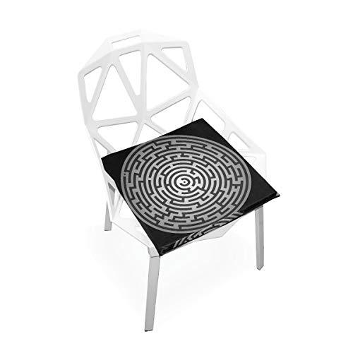 LORONA Maze Puzzle Riddle Quiz Labyrinth - Cojines