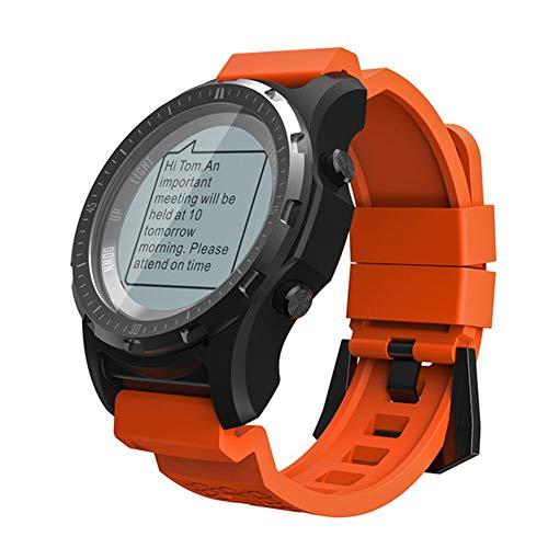 ZUEN Inteligente Reloj PK S928 Admite La Notificación G Sensor GPS Deportes Modo De Vigilancia Inteligente, Apto para Android iOS S966,C