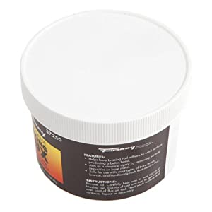 Forney 37250 Brazing Flux, 8-Ounce Tub