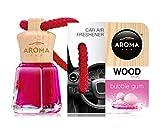 Aroma Car Désodorisant Mini Wood Bubble Gum 4Ml