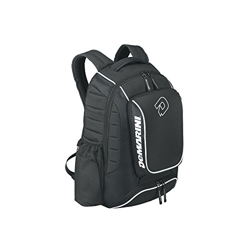DeMarini Momentum Backpack, Black