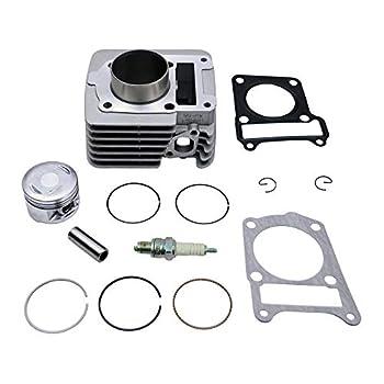 FLYPIG For Yamaha TTR 125 2000-2005 Cylinder Piston Gasket Top End Rebuild Kit