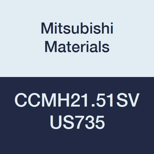 Nippon regular agency Mitsubishi Materials CCMH21.51SV US735 Attention brand Coated Type Carbide Po CC