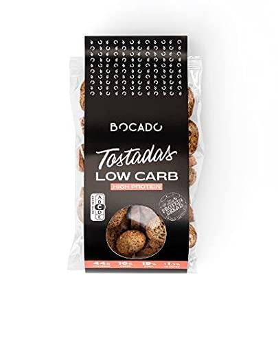 Bocado Functional Foods - Tostadas Low Carb 125g