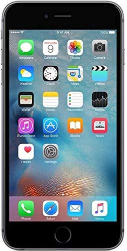 Apple iPhone 6s Plus 16GB Space Grey (Renewed)