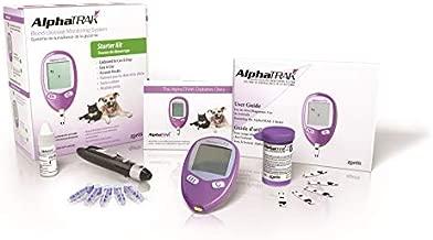 AlphaTRAK Blood Glucose Monitoring System - Includes 50 Test Strips