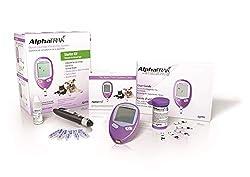 top 10 glucose monitoring system AlphaTRAK2 Blood Glucose Monitoring System Kit