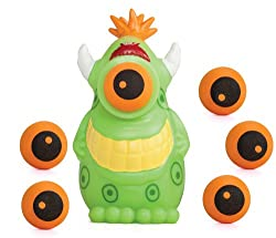 Hog Wild Eye Popper Give Him a Squeeze Foam Battle Toy